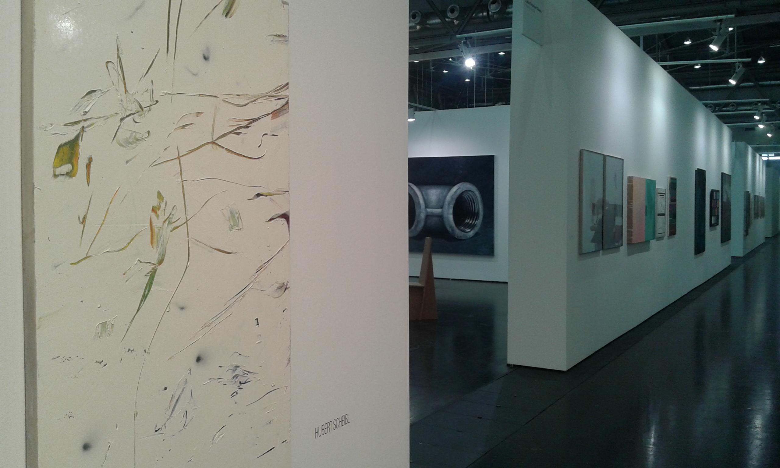 Bečki sajam umetnosti 2014, I. Foto: Dematerijalizacija umetnosti
