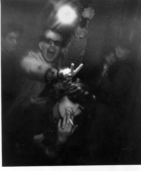 Dragan Papić u Studentskom kulturnom centru u Beogradu, početkom 80-ih