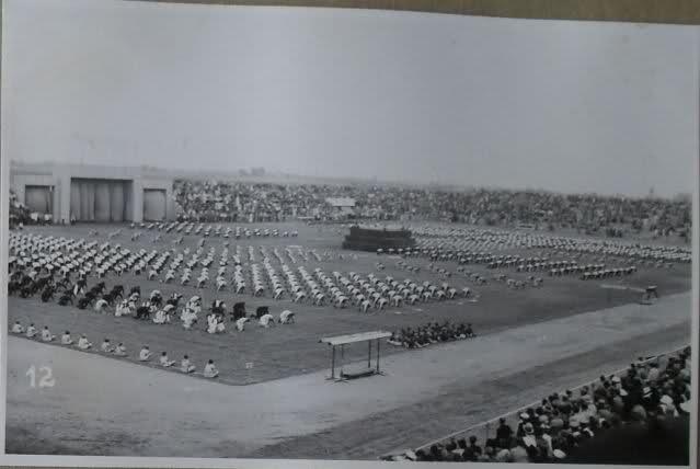 Sokolski slet u Subotici, 1936. foto: S.Karamanić