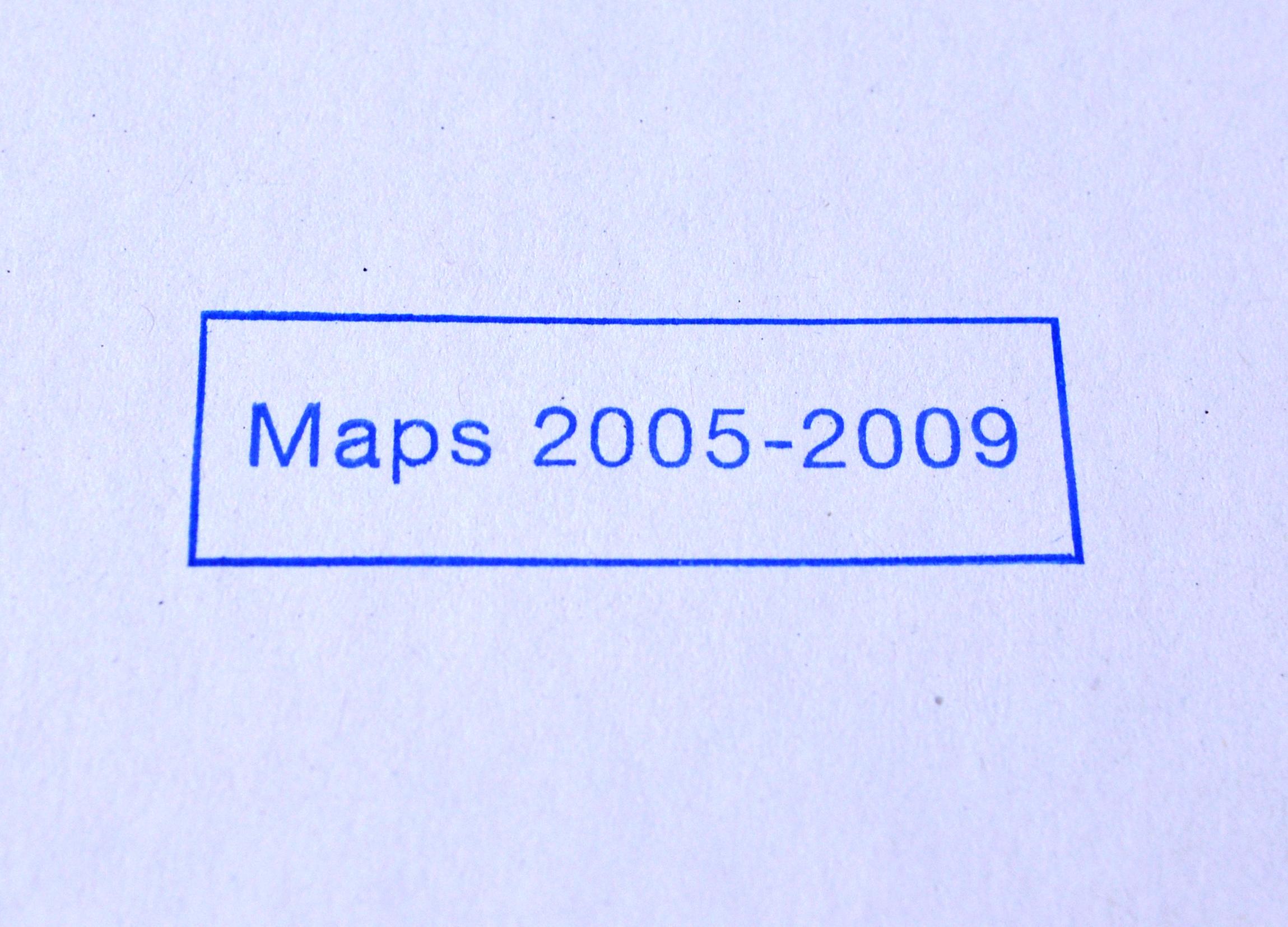Mape 2005-2009. Katalog sa tekstovima i mapama, Minna L. Henriksson, 2011.